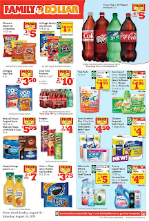 ⭐ Family Dollar Ad 8/18/19 ✅ Family Dollar Weekly Ad August 18 2019