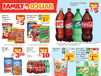 Family Dollar Ad Preview August 18 - 24, 2019