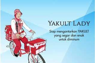 Lowongan Kerja Menjadi Yakult Lady di Makassar