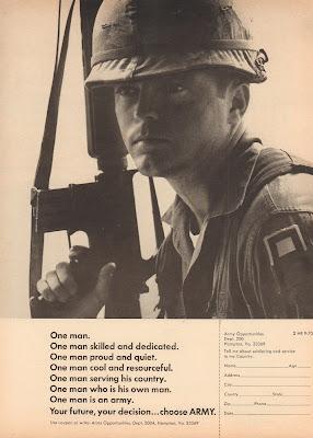 Army - One Man