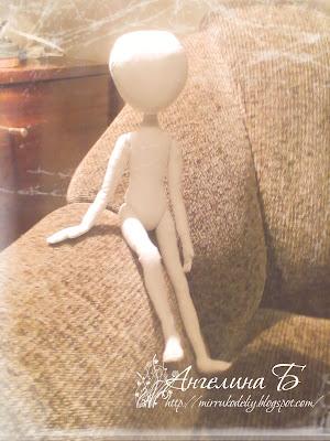 куклы, процесс, текстильные,