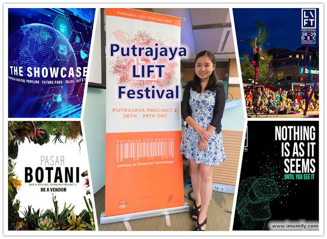 Learn FinTech @ Putrajaya LIFT Festival 2019