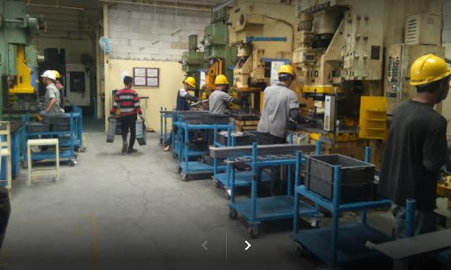 Lowongan Kerja PT Pressindo Engineering Indonesia (Lulusan SMK/D3)