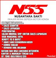 Karir Surabaya di Nusantara Surya Sakti (NSS) Januari 2021