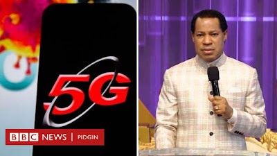 image result for pastor chris oyakhilome coronavirus 5g