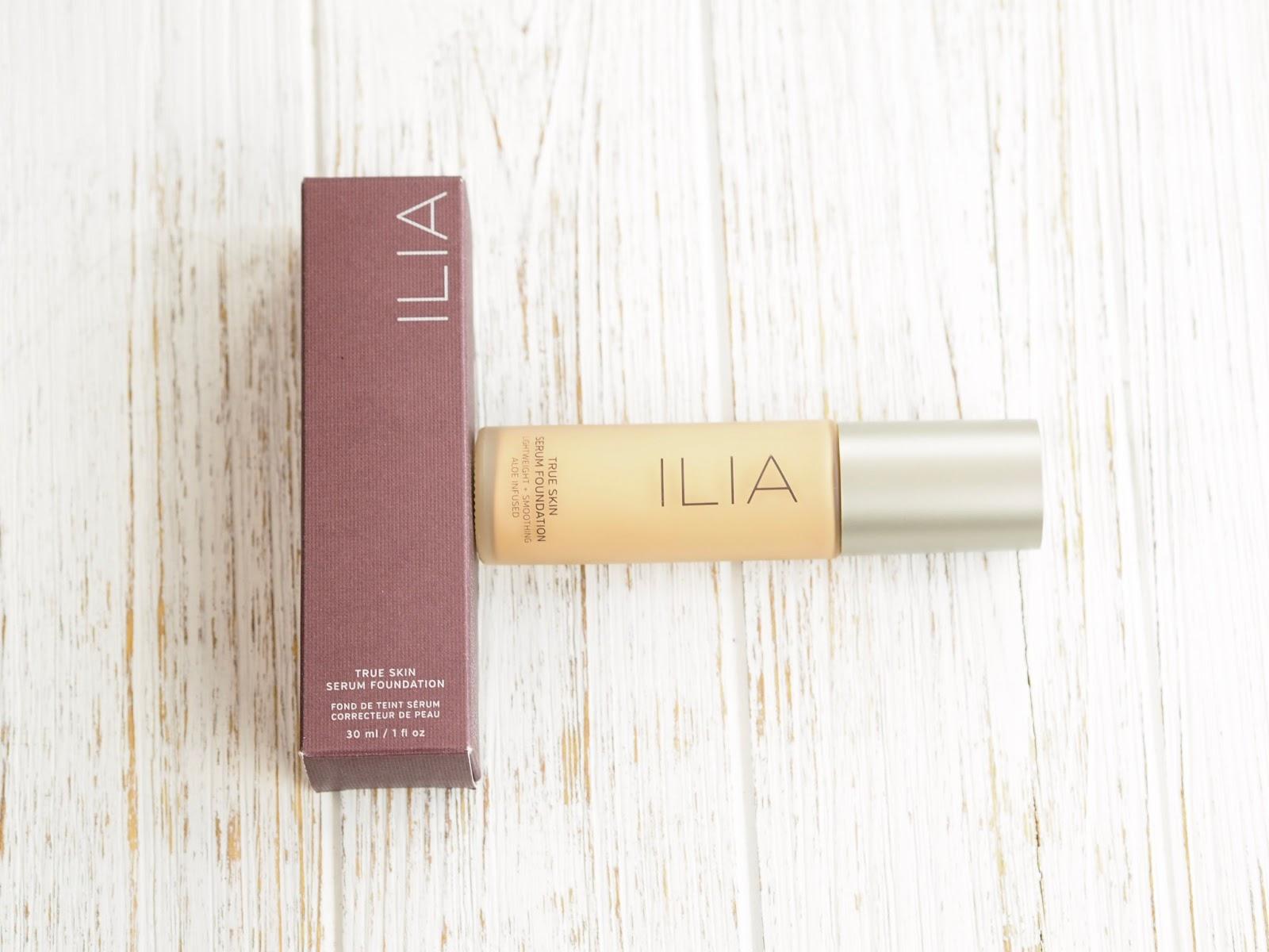 Ilia True Skin Serum Review/Revisión