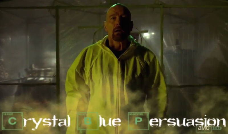 Crystal Blue Persuasion - Breaking Bad Supercut - Atomlabor Blog