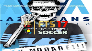 FTS 17 MOD Lazio Special Editions by Sareh Apk + Data