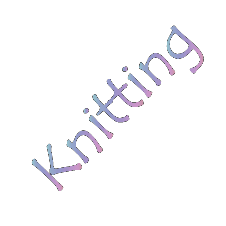 Knitting Logo