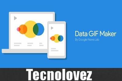 Data Gif Maker - Web app di Google che consente di creare facilmente grafici animati