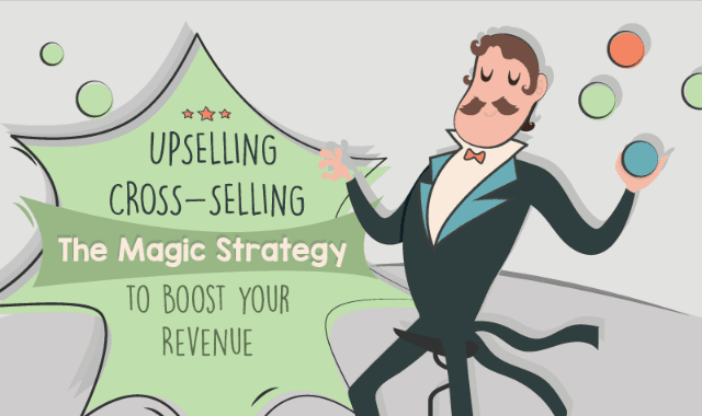 Up Selling & Cross Selling: The Magic Strategy to Boost Your Revenue