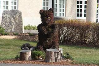 Winnie The Pooh Assiniboine Park