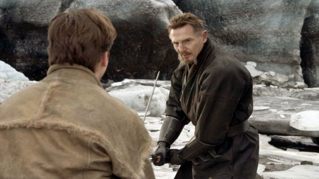Liam Neeson não quer mais estar em filmes do Batman ou Star Wars