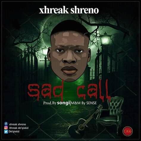 Sad call by xhreak shreno
