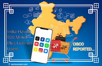 india monthly internet users,internet users,total internet users in india,cisco,cisco reports,cisco new reports,