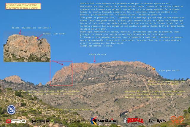 Cresta del Palomaret