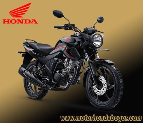 Brosur Kredit Motor Honda CB Verza Bogor