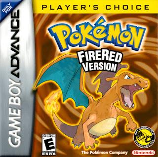 Jogue Pokémon Fire Red para GBA online grátis