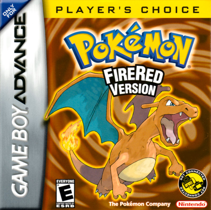 Pokémon: Fire Red Version