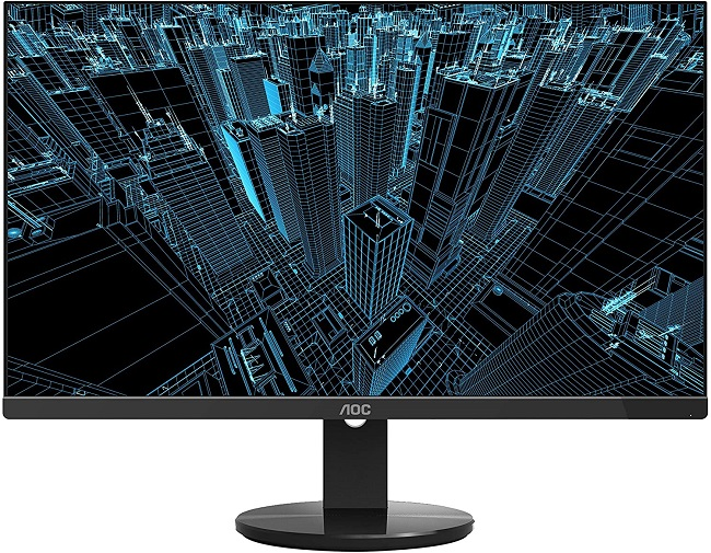 AOC U2790VQ 27 inches 4K UHD Frameless Monitor