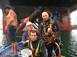 """""""INSHORE"""" nel caso di immersione fatta vicino ad una piattaforma anche oltre le 12 miglia marine dalla costa"""