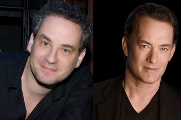 Dan Stulbach e Tom Hanks