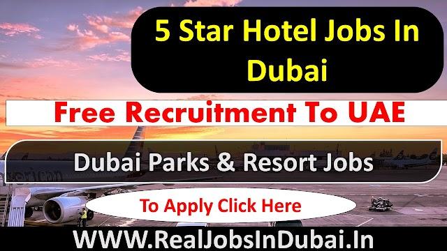Dubai Parks and Resort Careers In UAE 2021