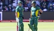 Proteas-kaptein Du Plessis wol De Villiers werom hawwe