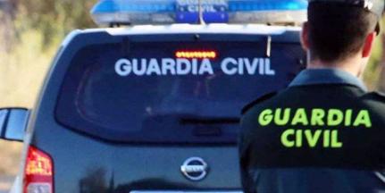 Agentes de la Guardia Civil de Alicante se vacunaron aprovechando dosis sobrantes