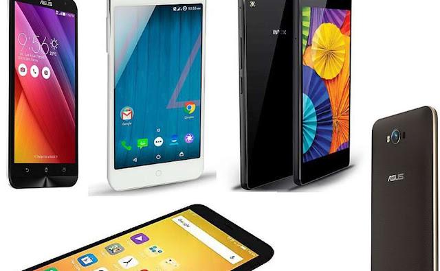 Best Android Smartphones Under 8500