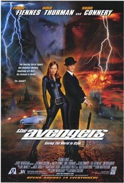 Los Vengadores (1998) en Español Latino