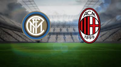 مباراة انتر ميلان وميلان inter v milan ربع النهائي بين ماتش مباشر 26-1-2021 والقنوات الناقلة في كأس إيطاليا