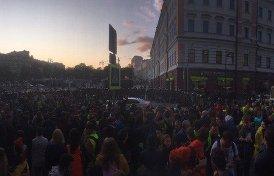 о 60 тысячах на Сахарова и будущих протестах