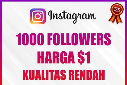 Jasa Tambah Followers Instagram Real Human Aktif