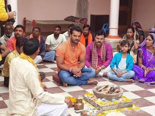 Mantuva Ke Nani Bhojpuri Movie