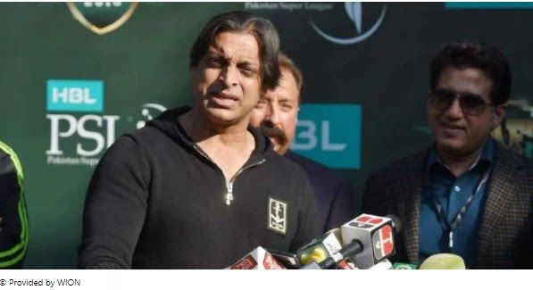 'Shameful ...' - Shoaib Akhtar lost to Pakistan after a super over defeat against Zimbabwe