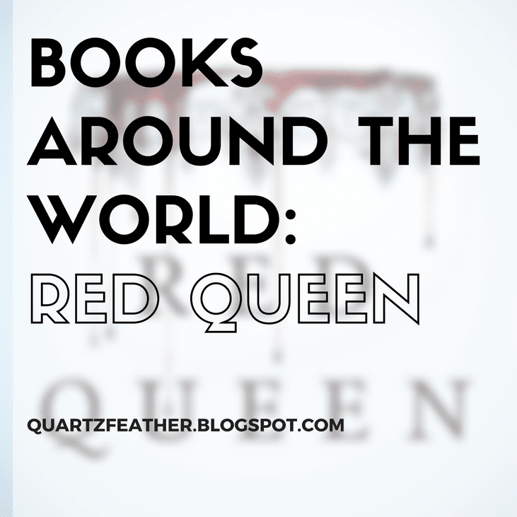 Books Around the World: Red Queen