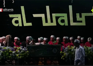 "Lirik Sholawat ""Sholawat Asyghil"" Versi Majelis Al Waly"