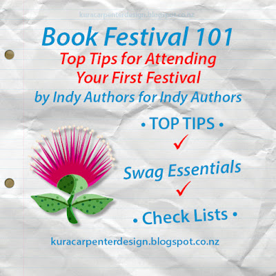 Book Festival 101 - Tips for Indy Authors