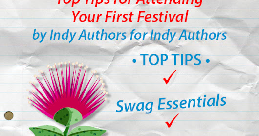 Book Festival Tips for Indy Authors