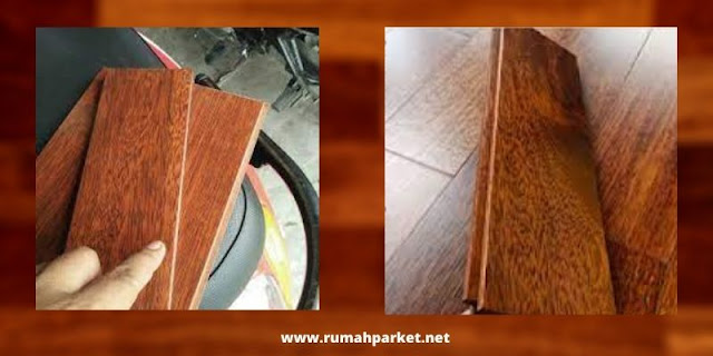 Flooring Kayu Merbau UV Coating
