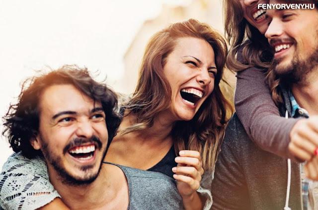 A nevetés a legjobb orvosság