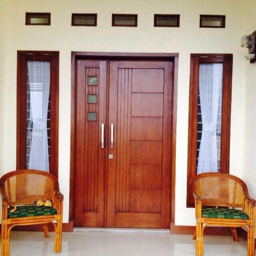 pintu kupu tarung polos 3
