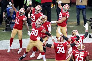 FÚTBOL AMERICANO (NFL Playoffs 2020) - Los San Francisco 49ers tampoco dieron opciones a los Packers y disputarán su 7ª Super Bowl