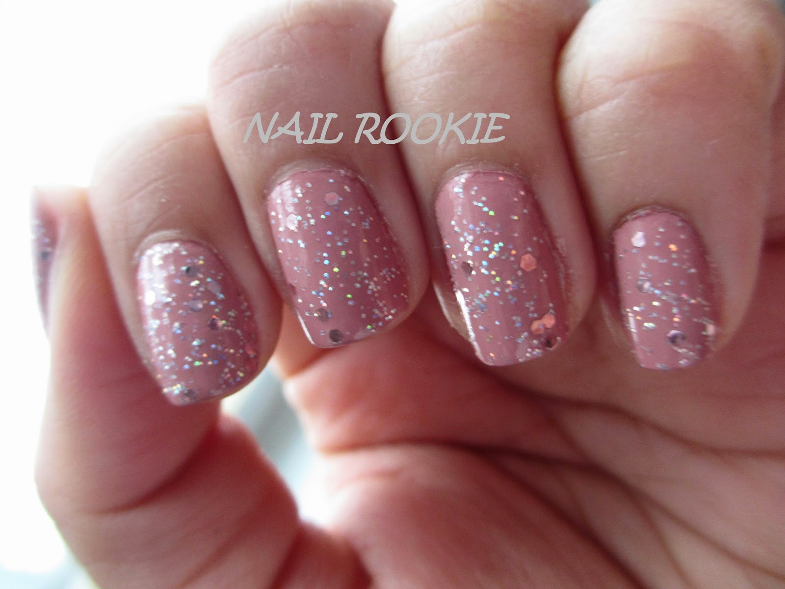 Nail Rookie Pixie Dust