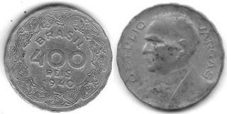 400 Réis, 1940
