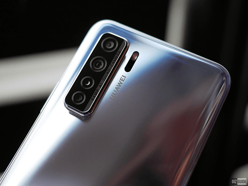 Pre-order the Huawei nova 7 SE 5G at 8PM today to get additional freebies