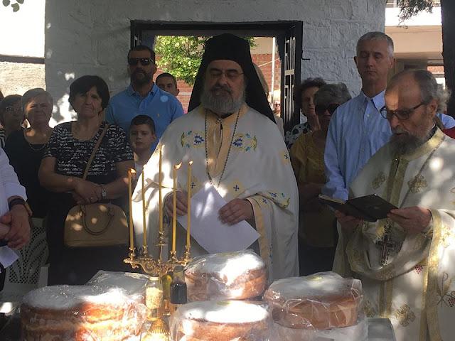 Στυλίδα: Εορτασμός του Αγίου Πνεύματος