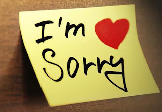 Top 20 Sorry SMS in Hindi 2019