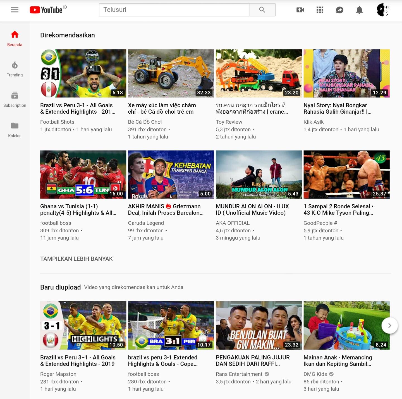 Milstage - Platform baru pesaing youtube